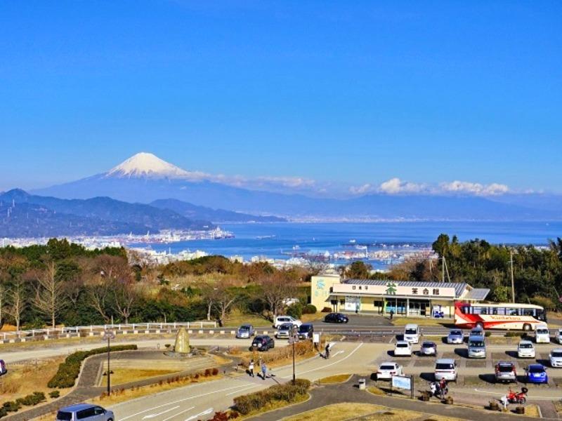 日本平_駐車場