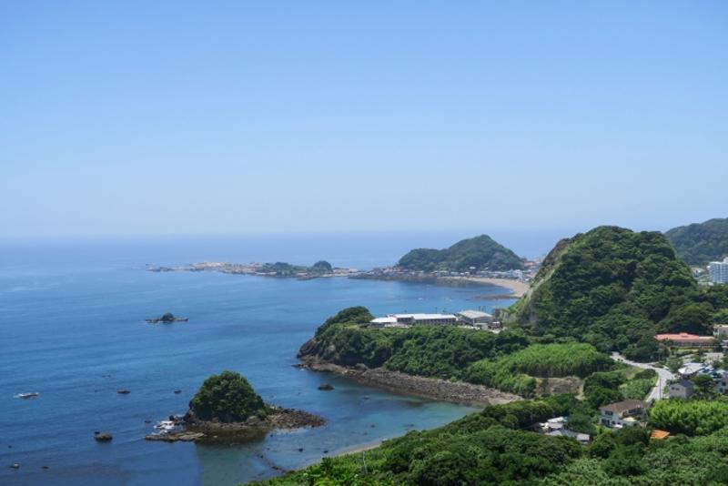 仁右衛門島景色画像
