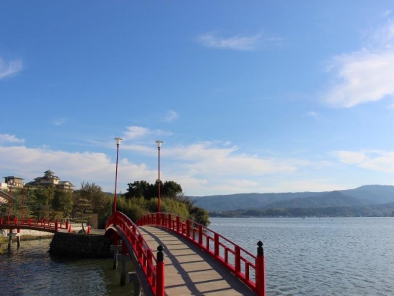 はわい温泉・東郷湖画像
