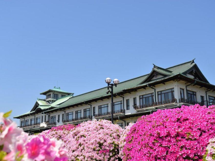 蒲郡クラシックホテル(愛知) | 2019年つつじ祭り・見頃情報