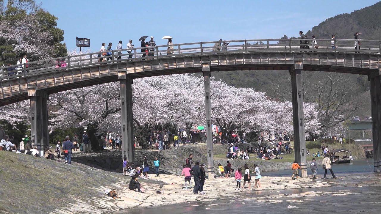 錦帯橋画像