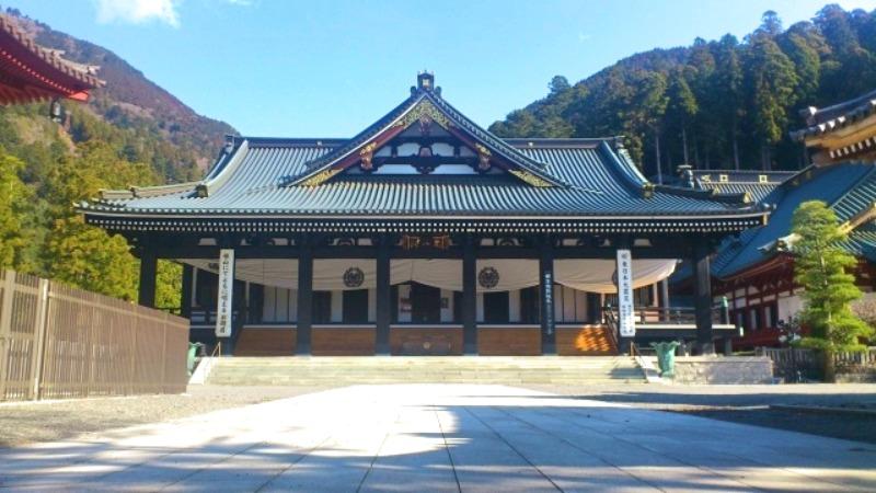 久遠寺_本堂