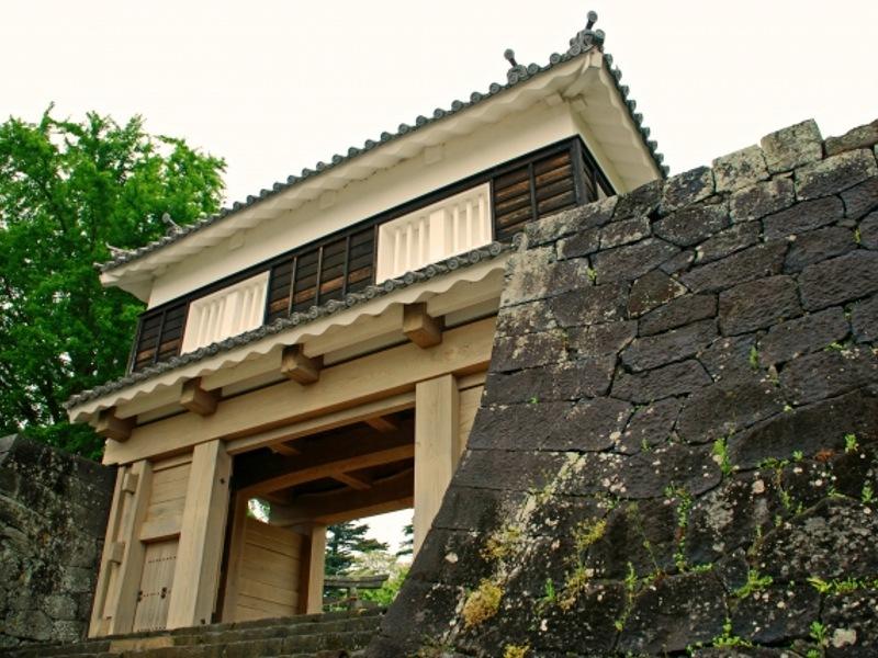 臼杵城址画像