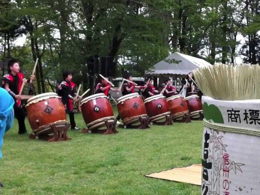 台城公園(大島城址)(長野) | 2019年つつじ祭り・見頃情報