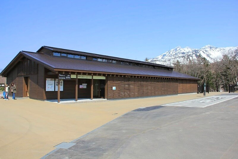 知床五湖フィールドハウス(斜里町観光協会提供)