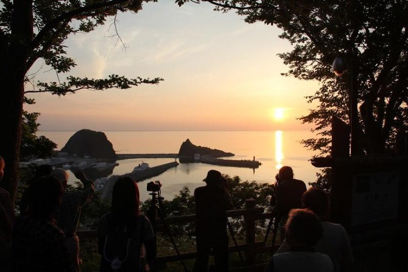 夕陽台_002(斜里町観光協会提供)