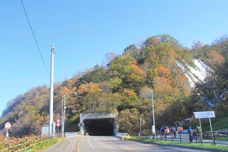 オシンコシンの滝_002(斜里町観光協会提供)