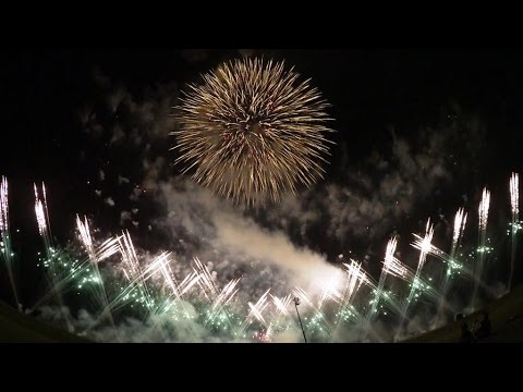 第17回男鹿日本海花火(秋田) | 2019年花火大会情報