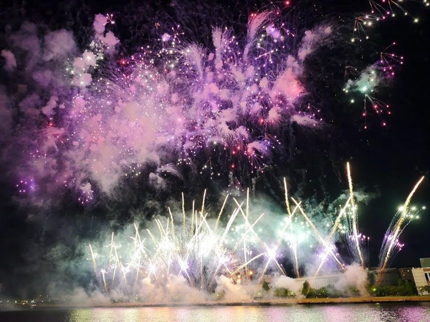 新潟まつり花火大会(新潟) | 2019年花火大会情報