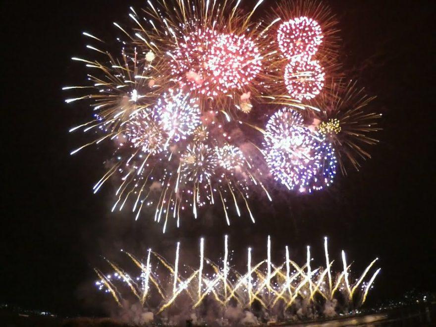 第37回 全国新作花火競技大会(長野/諏訪湖) | 2019年花火大会情報