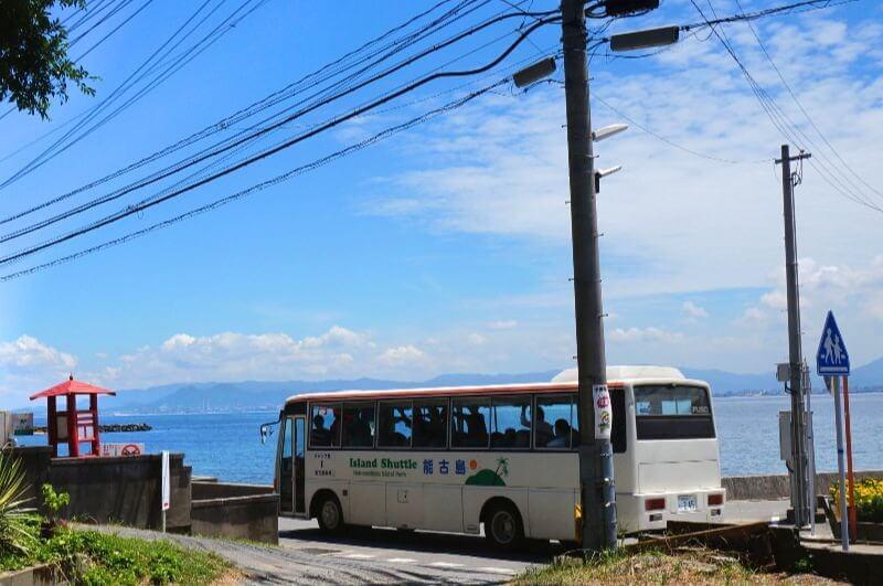 能古島バス