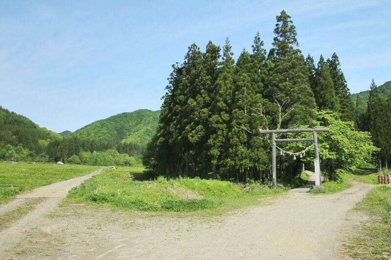 大内宿_高倉神社