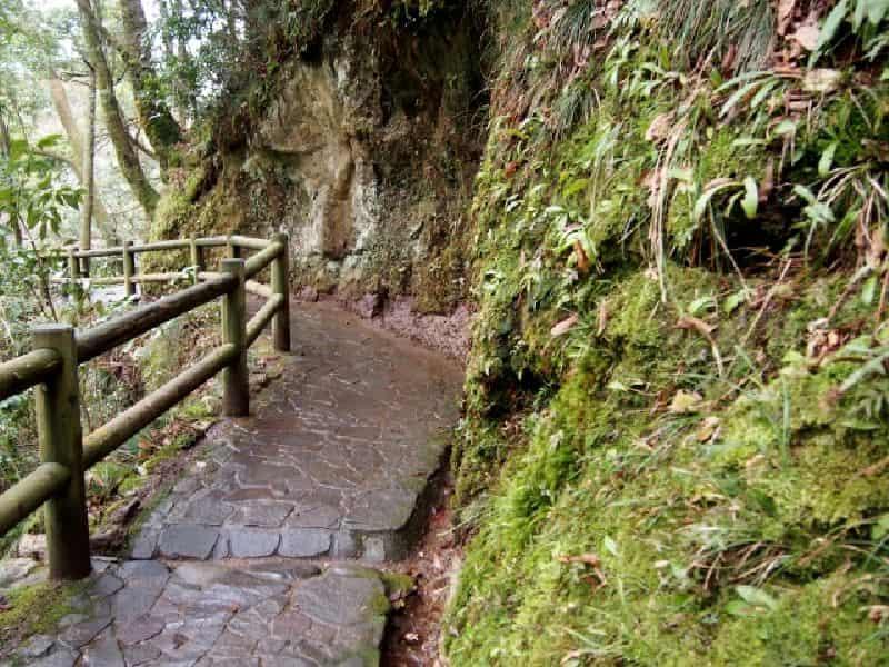 鶴仙渓遊歩道-山中温泉