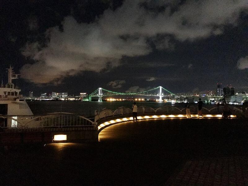 竹芝桟橋_夜景