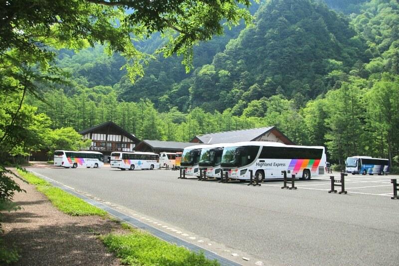 上高地バスセンター