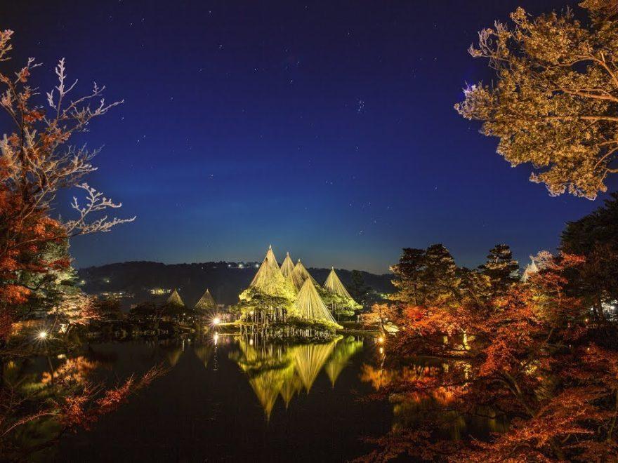 金沢城・兼六園 四季物語 秋の段
