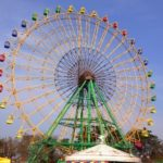 華蔵寺公園で遊園地・花まつり・イルミネーションで一年を楽しむ!