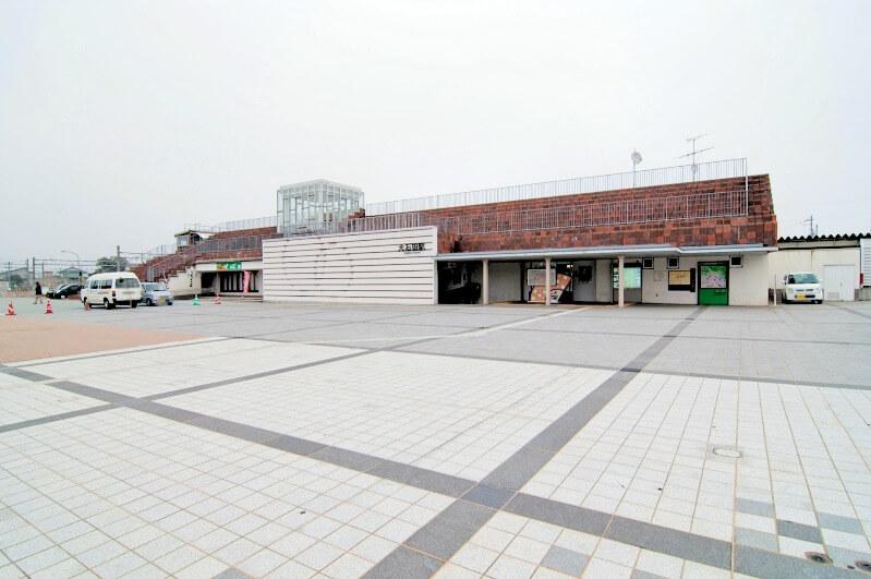 JR大石田駅