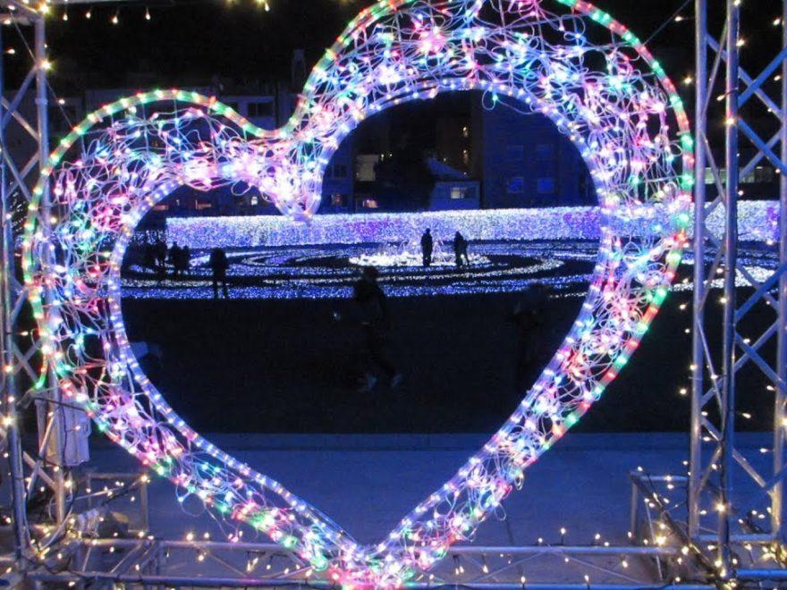 天文館公園(メイン会場)、清滝のこみち、文化通り、銀座通り(鹿児島) | 2019年イルミネーション・ライトアップ情報