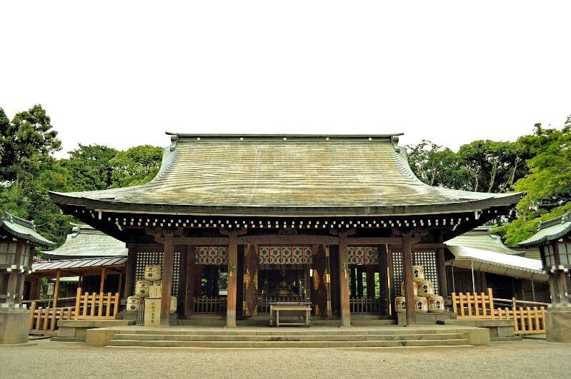 大宮氷川神社とは