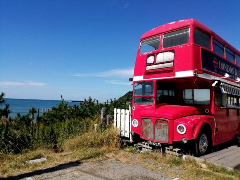 ロンドンバス(糸島)