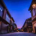 ひがし茶屋街でゆったりカフェ体験!金沢観光で江戸気分を堪能