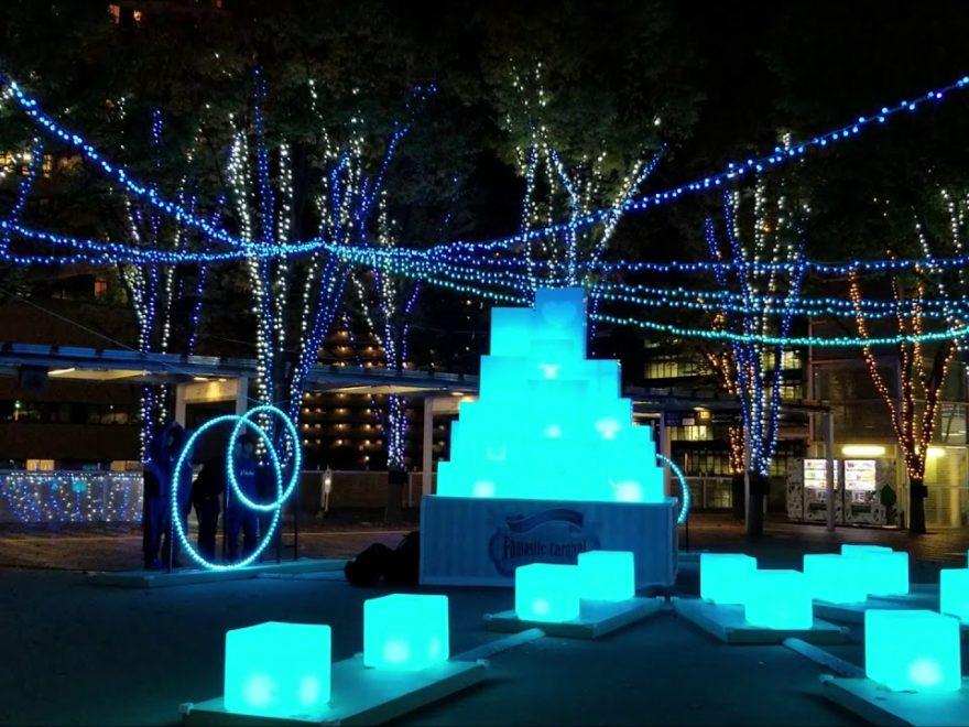 さいたまスーパーアリーナ けやきひろば(埼玉) | 2020年イルミネーション・ライトアップ情報