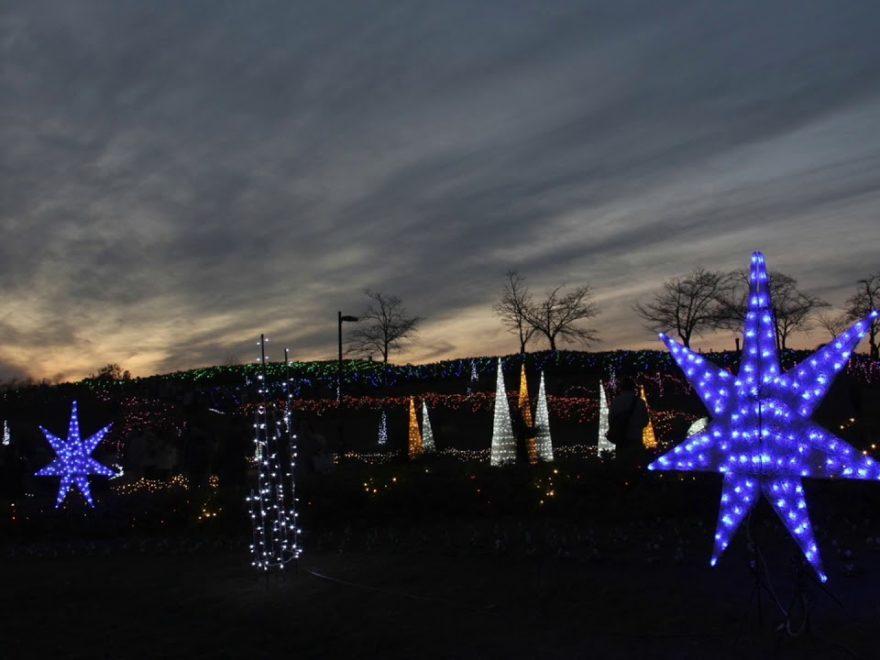 奈良県営馬見丘陵公園(奈良) | 2020年イルミネーション・ライトアップ情報