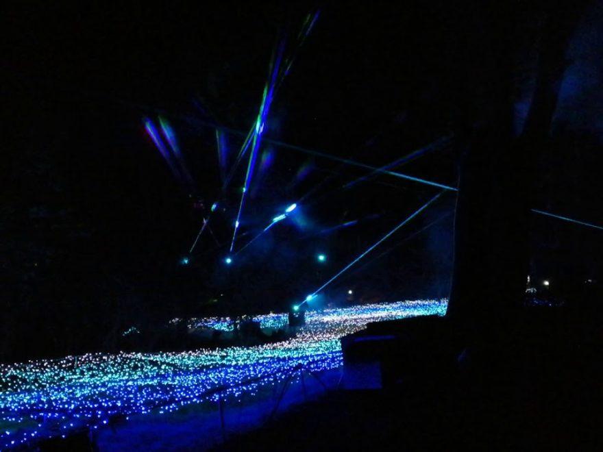 シナスタジアヒルズ(京都) | 2020年−2021年イルミネーション・ライトアップ情報