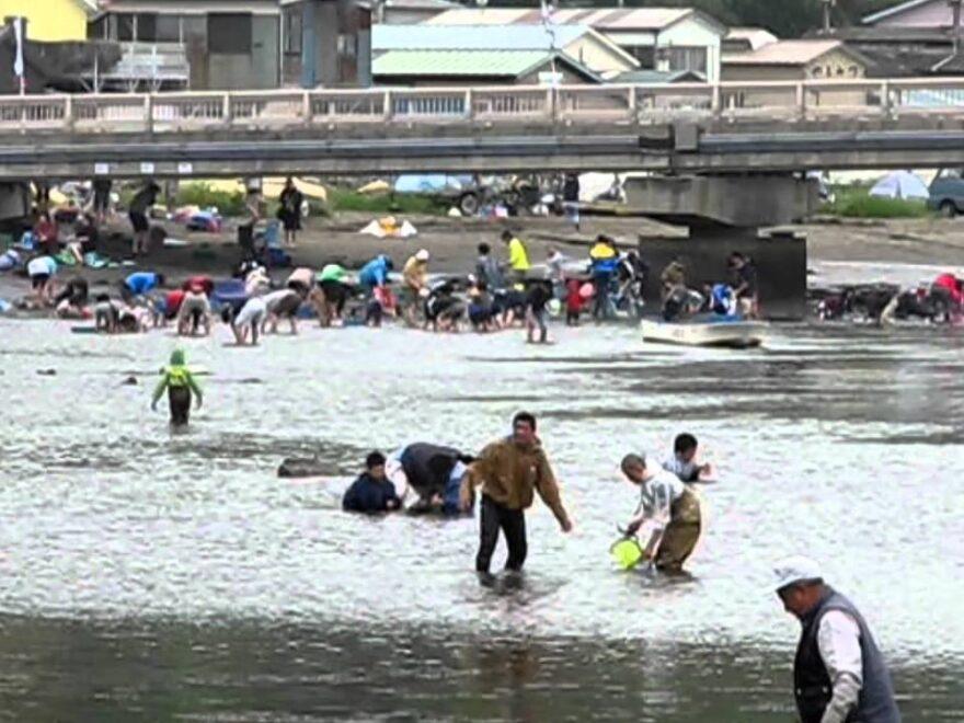 走水(はしりみず)海岸(神奈川県横須賀市) | 2021年潮干狩り情報