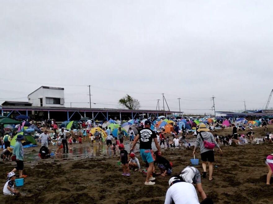 的形潮干狩場(兵庫県姫路市) | 2021年潮干狩り情報