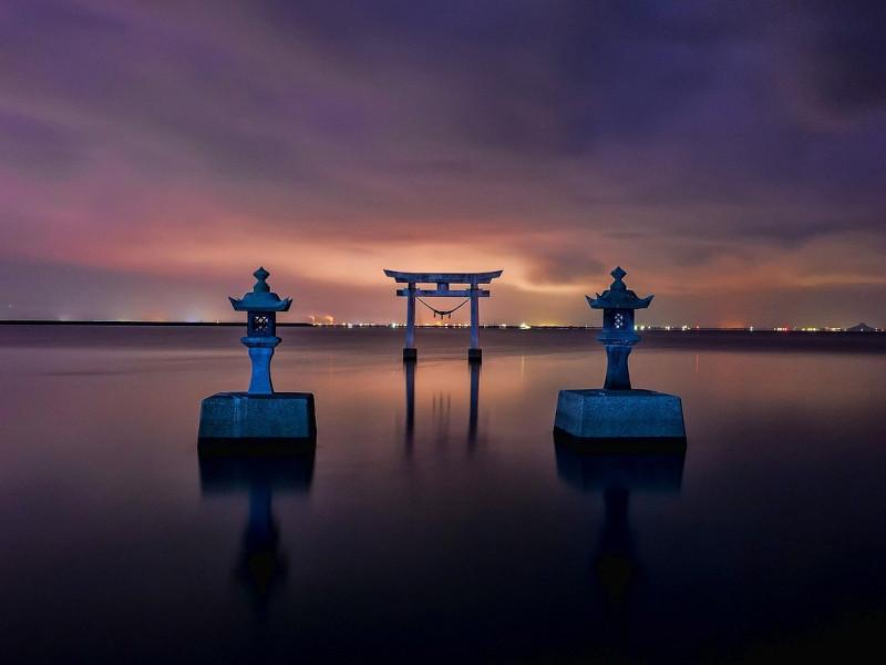 永尾神社鳥居