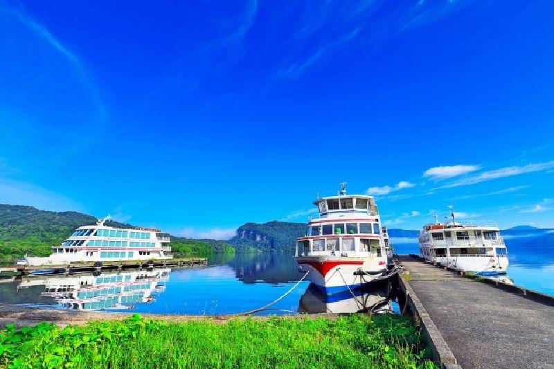 十和田湖-遊覧船