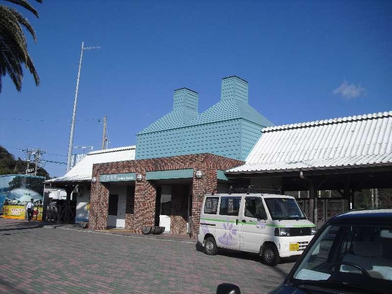 JR富浦駅
